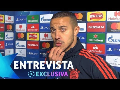 Thiago : Its not true that Coutinho doesn't have personality