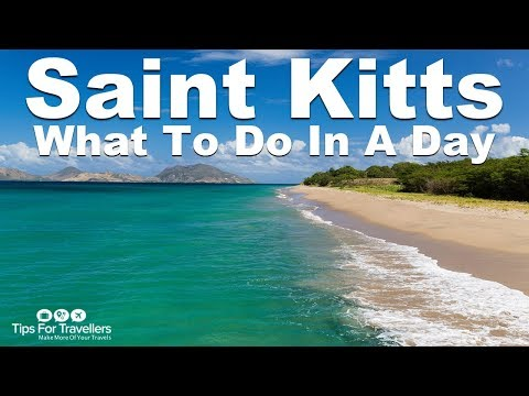 How to spend a day in St Kitts in the Caribbean. A Tips for Travellers Video Tour