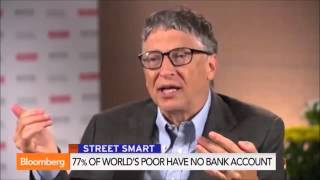 Bill Gates Talks About  Digital Currency.