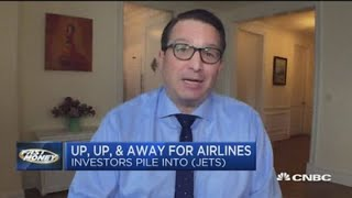 Up, up & away: Investors bet on Jets ETF