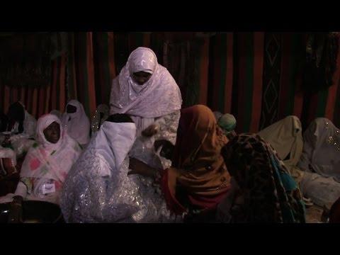 Les mariages collectifs en Algérie
