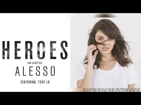 """""""The Great Heroes"""" - Mashup of Rebecca Black/Alesso/Tove Lo"""