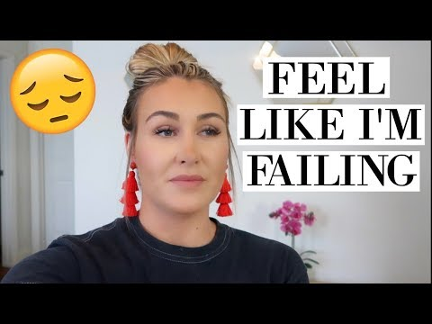 I FEEL LIKE I'M FAILING | DAY IN THE LIFE OF A MOM | Tara Henderson