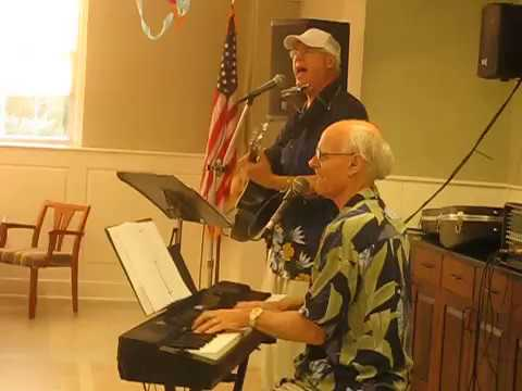 The Elderly Brothers, TBone Stankus and Brian Gillie, perform Hey, Ba