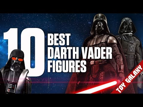 10 Best Darth Vader Action Figures | List Show #33