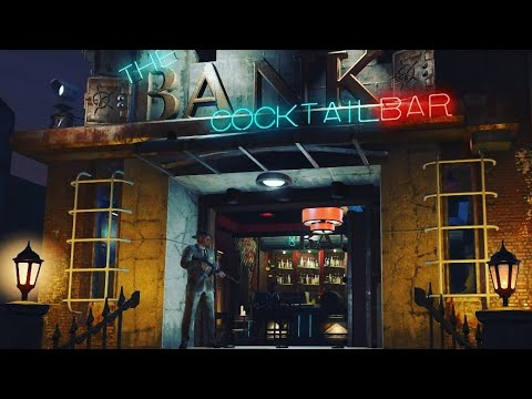 """""""The Bank"""" Cocktail Bar ! (PS4)"""