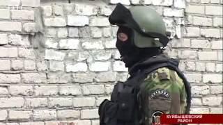 Бунт заключённых и захват заложников: в Куйбышевском районе проходят учения ГУФСИН