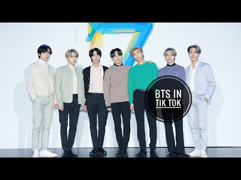 BTS AND ARMY IN TIK TOK/ БТС В ТИК ТОК✨