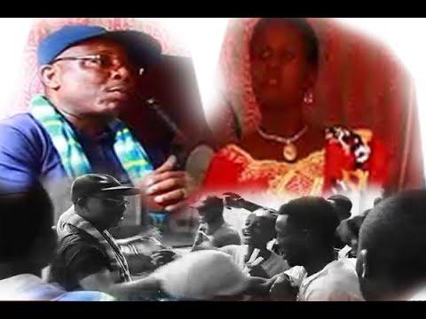 PROPH JOHN NGEFA ABIMISI TROUBLE YE NA  MWASI NAYE BATU BATONDI NO COMMENT