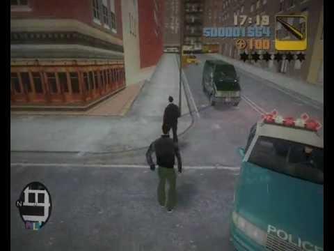 GTA III HD mod