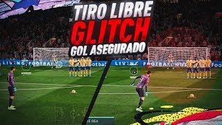 FIFA 20 TUTORIAL Tiros Libres GLITCH Imparable 100% Asegurado Free Kicks Glitch Tutorial