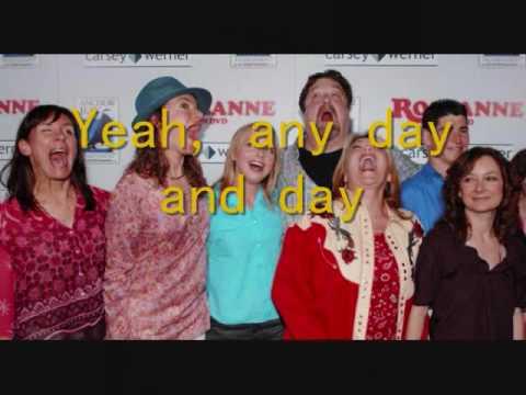 Roseanne Theme w/ Lyrics