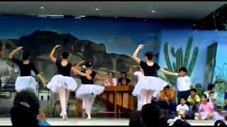 Ballet clasico Stars Dance curso de verano Vals coppelia