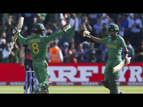 Champions Trophy 2017: England vs Pakistan - Semi-final 1