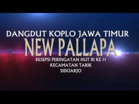 Tere Liye - Anisa Rahma NEW PALLAPA LIVE TARIK-SIDOARJO