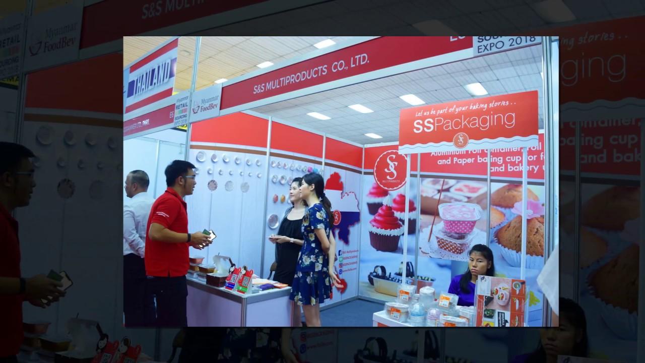 Myanmar FoodBev & Myanmar Retail Sourcing Expo 2019