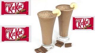 Kitkat Shake | Chocolate Shake |