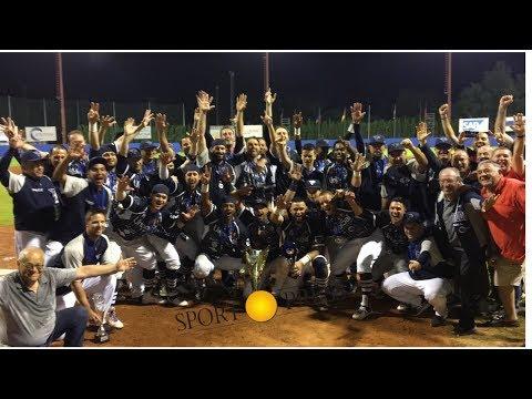 La Fortitudo Baseball Ha Vinto L'European Champions Cup