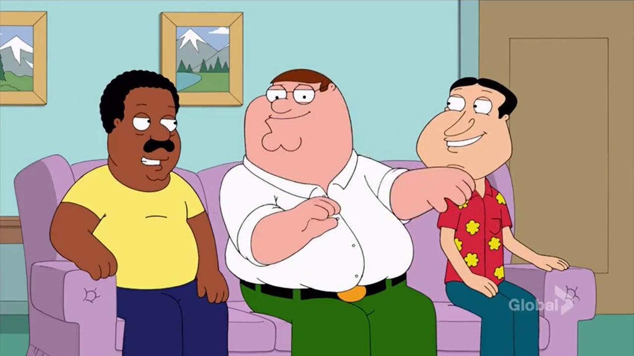 Family Guy Stewie Is Enceinte part 002