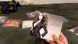 Some of my Celine Dion cds