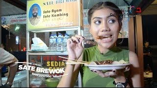 Wonderful Indonesia Culinary & Shopping Festival - Sate Pak Brewok