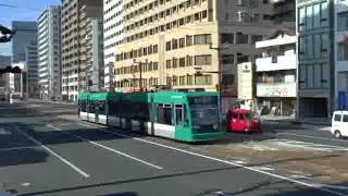 広島電鉄147 LRV