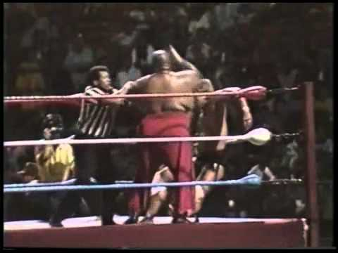 Abdullah The Butcher vs  Lance Von ErichThe Fabulous Lance1986   YouTube1 Travel Video