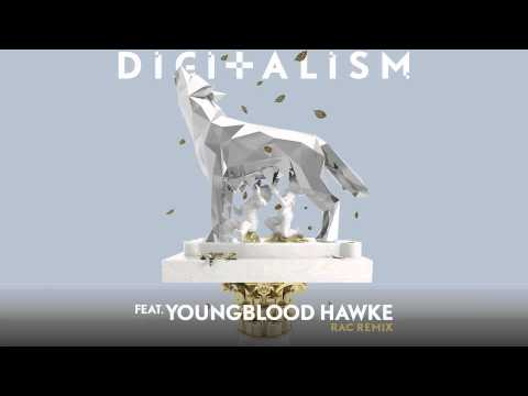 Digitalism - Wolves Feat. Youngblood Hawke (RAC Remix)