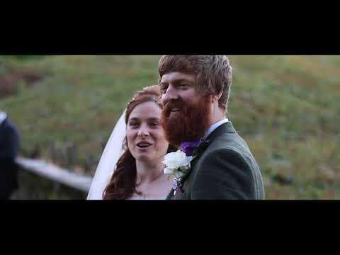 The Treehouse at Alnwick Gardens - Dan & J's Wedding Film