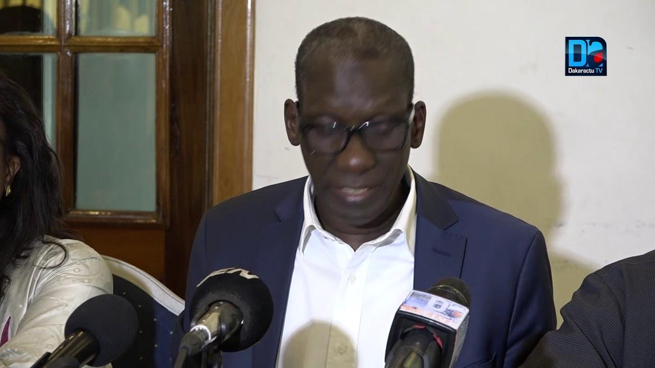 Présidentielle 2019 : Mamadou Diop Decroix choisit Idrissa Seck