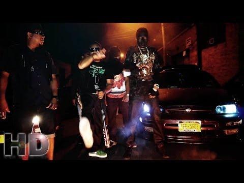 Cv (LNJ) & Cement - Streets Pon Fire [Official Music Video HD]