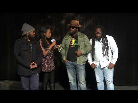 Chardelle Moore Interviews  Morgan Heritage