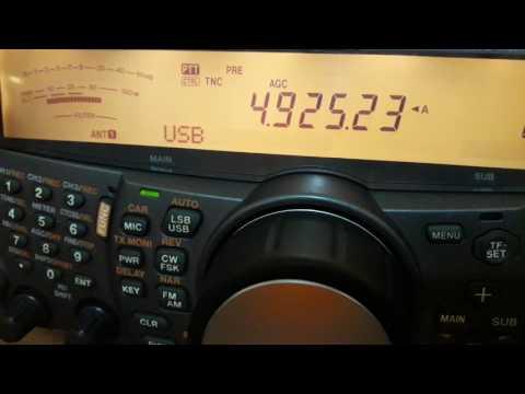 ZYH282 Radio Educaçao Rural (Tefé, Amazonas, Brasil) - 4925 kHz