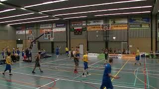 18 november 2017 Rivertrotters M22 vs Almere M22 64-74 3rd period