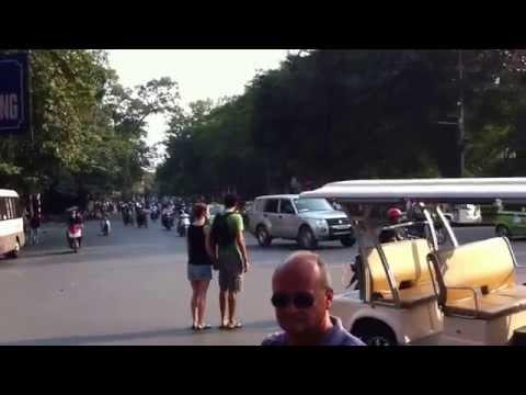 Vietnam - Hanoi Traffic