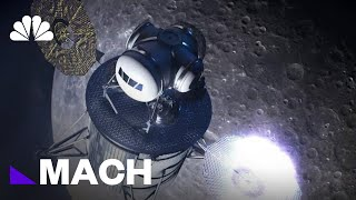 NASA's Artemis Program Will Give Us The First Female Moonwalker | Mach | NBC News