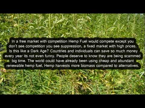 Hemp fuel could have made America Energy Independent by Now
