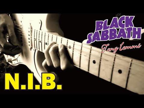 Black Sabbath / Tony Iommi - N.I.B.  : by Gaku