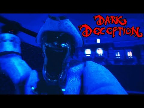 KILLER STATUES IN A MAZE OF DEATH | DARK DECEPTION - DEADLY DECADENCE | CHAPTER 2 LEVEL 2