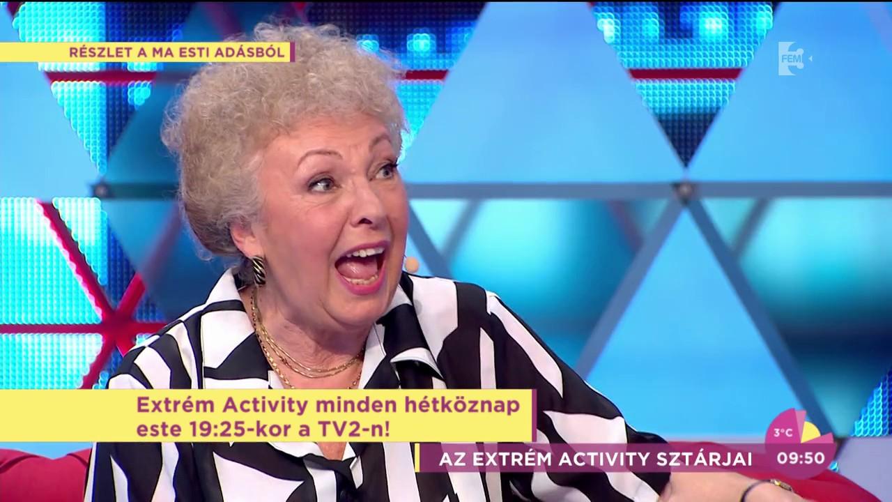 Extrém Activity