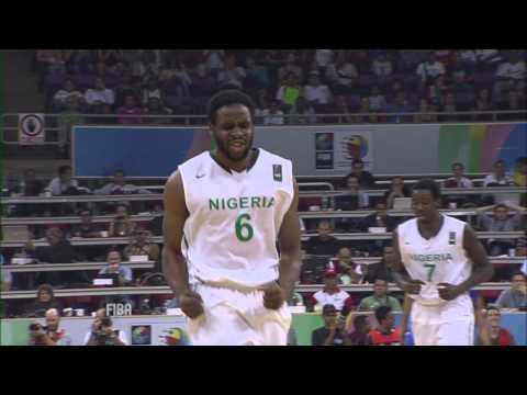 Olympic Basketball Tournament - Team Nigeria