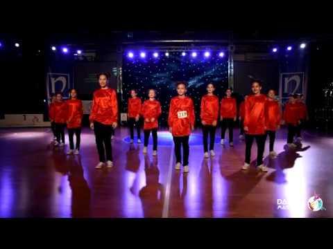 Dream Team UDC / HipHop Kids / 3rd Place HipHop Formation Children / Dance Masters 2017