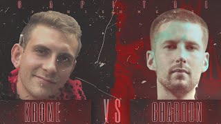 CRB - Rap Battle - Krome vs Charron