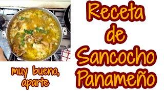 Receta De Sancocho Panameño
