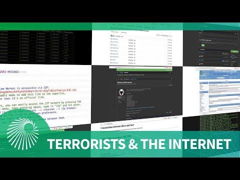 Terrorists, the internet, and surveillance