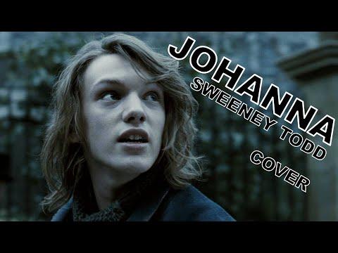 Johanna (Anthony) Sweeney Todd Orchestra Karaoke Cover