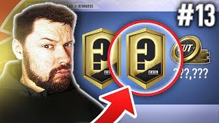 MUCH BETTER REWARDS! - #FIFA19 ULTIMATE TEAM DRAFT TO GLORY #13