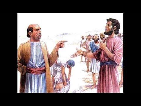 聖經簡報站:撒母耳記上25-28章(2.0版) - YouTube