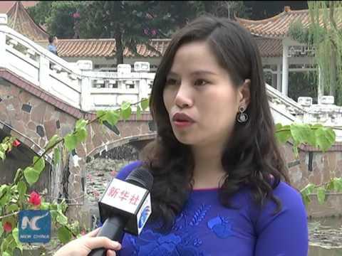 Vietnamese students flock to China to study language