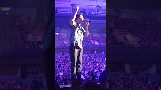 Imagine Dragons live in Vancouver Evolve tour October 8 2017 at Rogers Arena